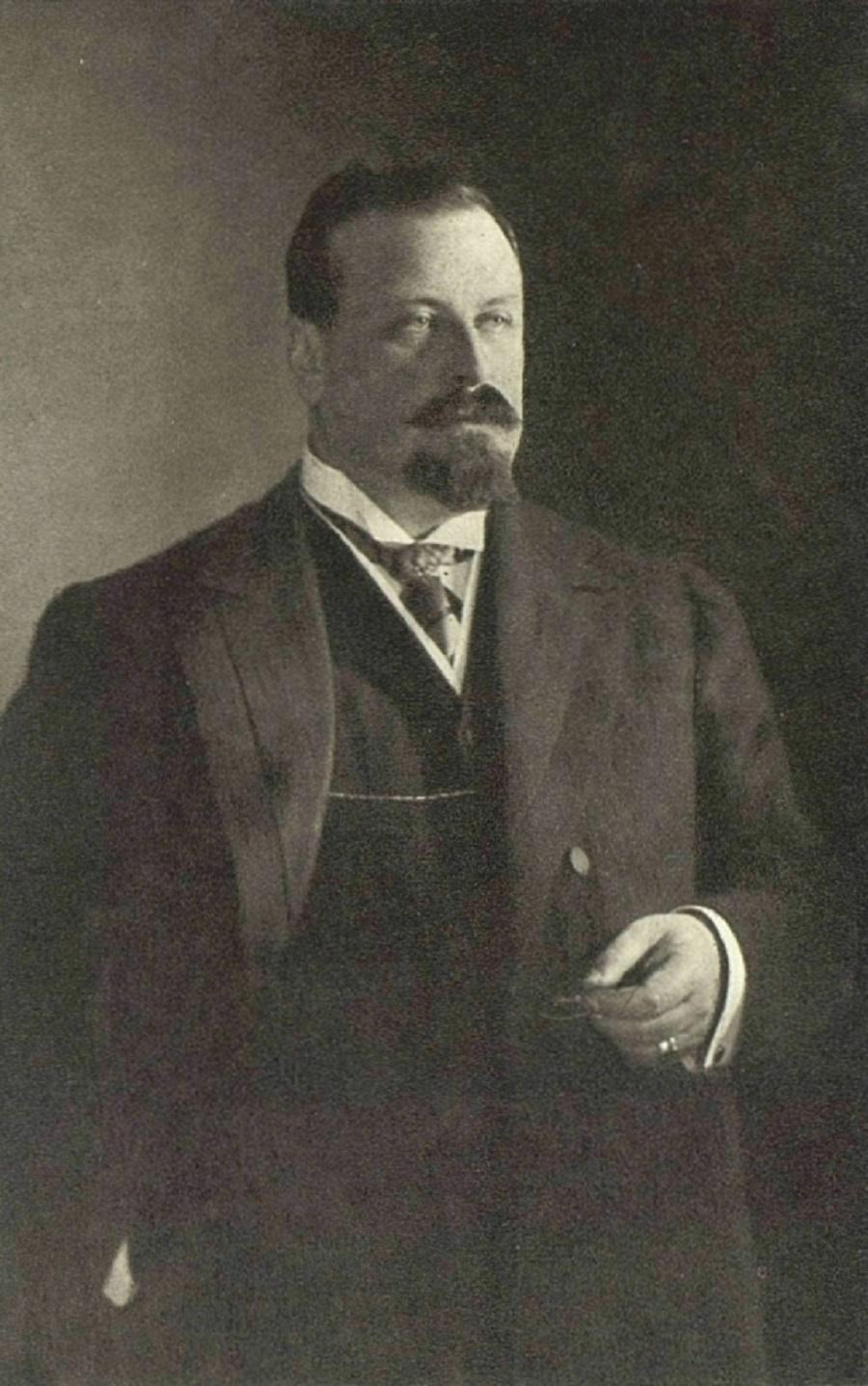 Губернский предводитель дворянства статский советник А.Н. Наумов