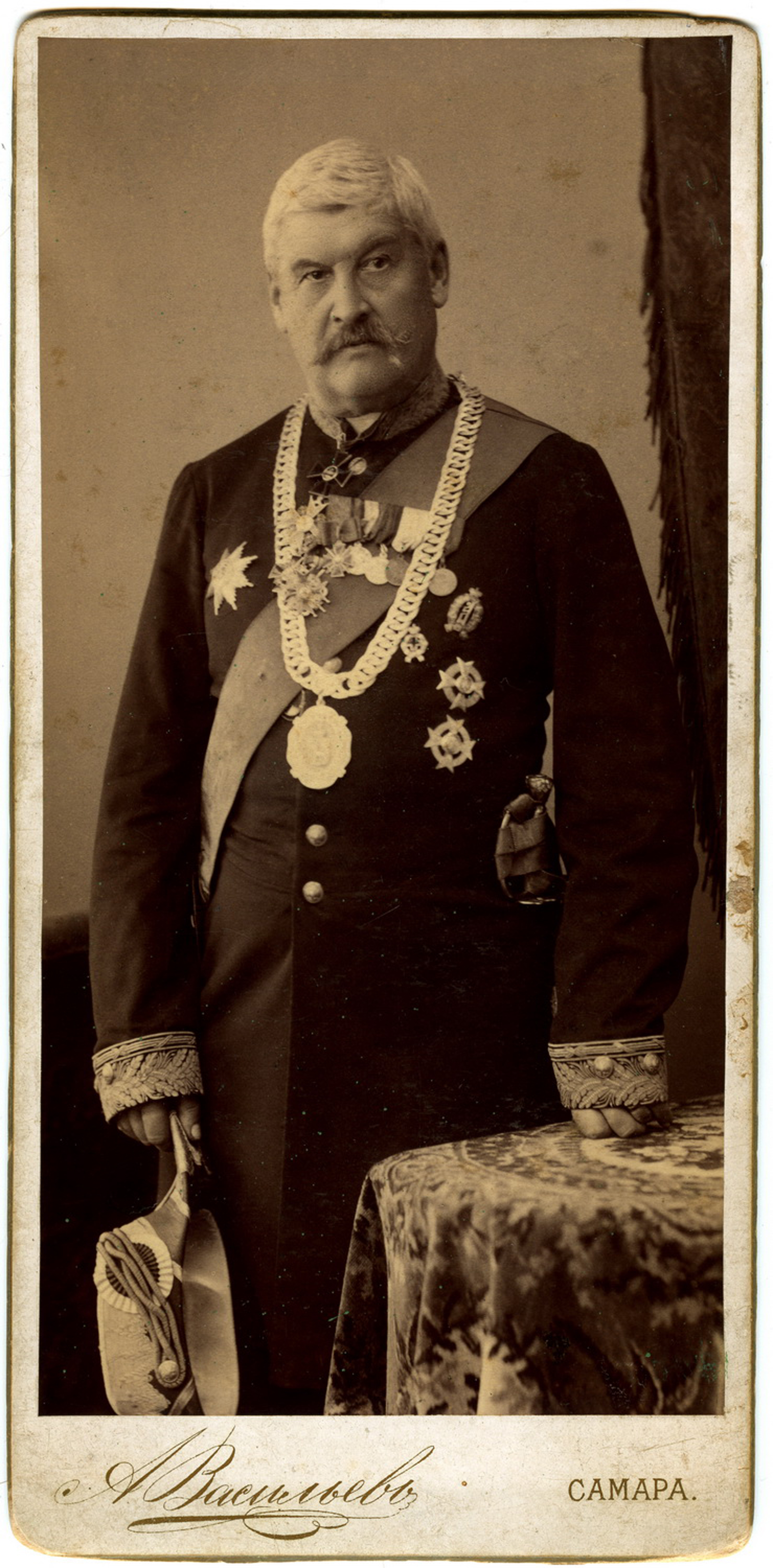 Алабин Петр Владимирович, городской голова