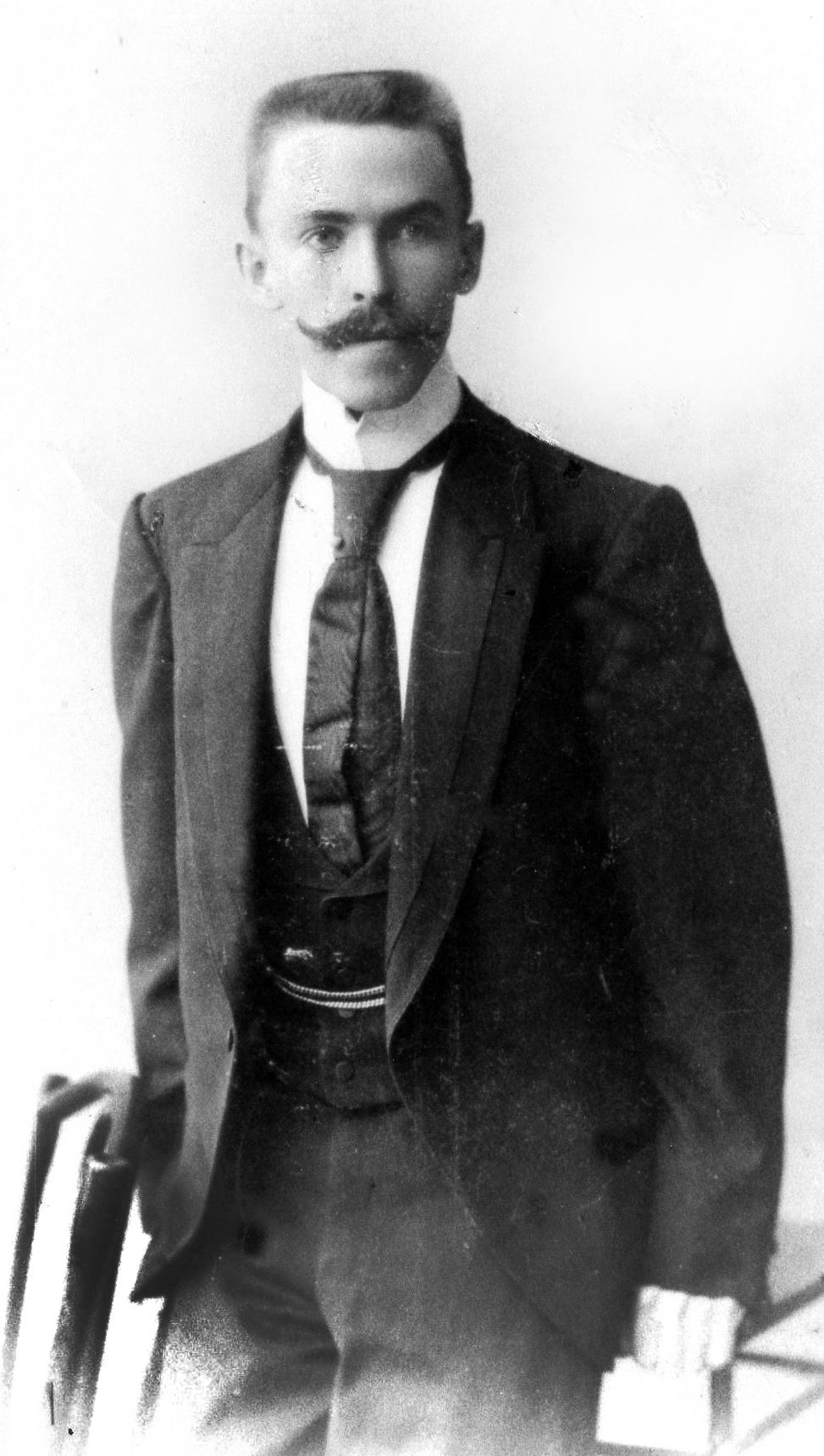 Константин Павлович Головкин (род. 17 декабря (старый стиль) 1871 (Самара) — умер 26 февраля 1925) — самарский купец, меценат и художник.