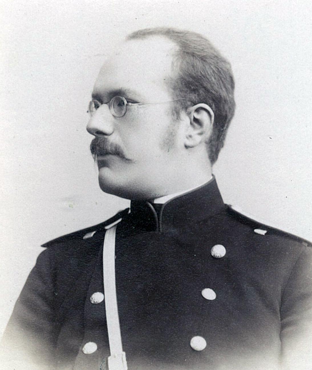 Василий Павлович Всеволожский,