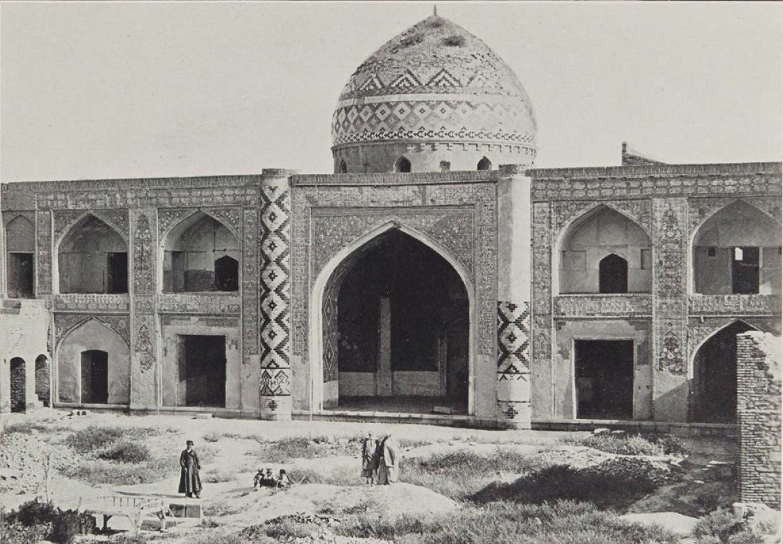 23. Эривань. Мечеть крепости