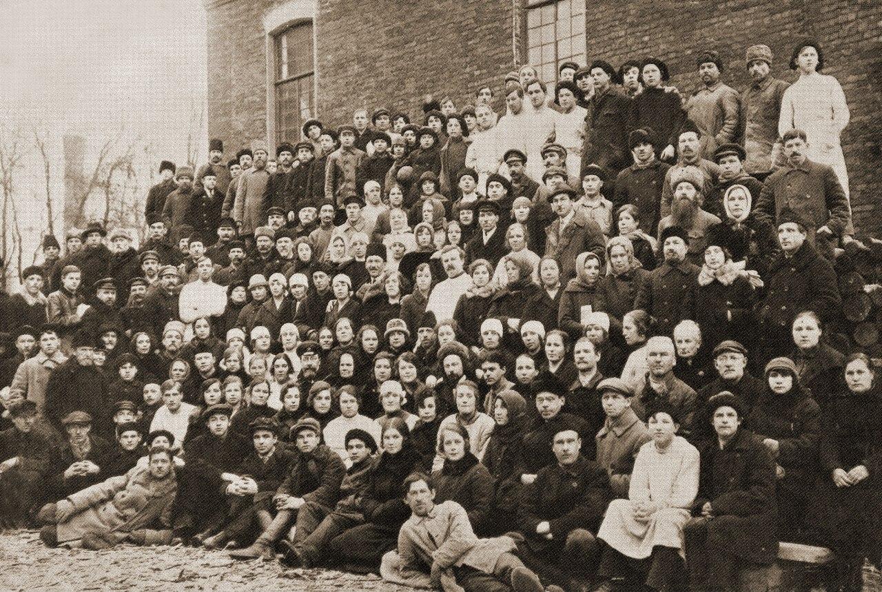1921. ГФЗ (Государственный фарфоровый завод) имени Ломоносова