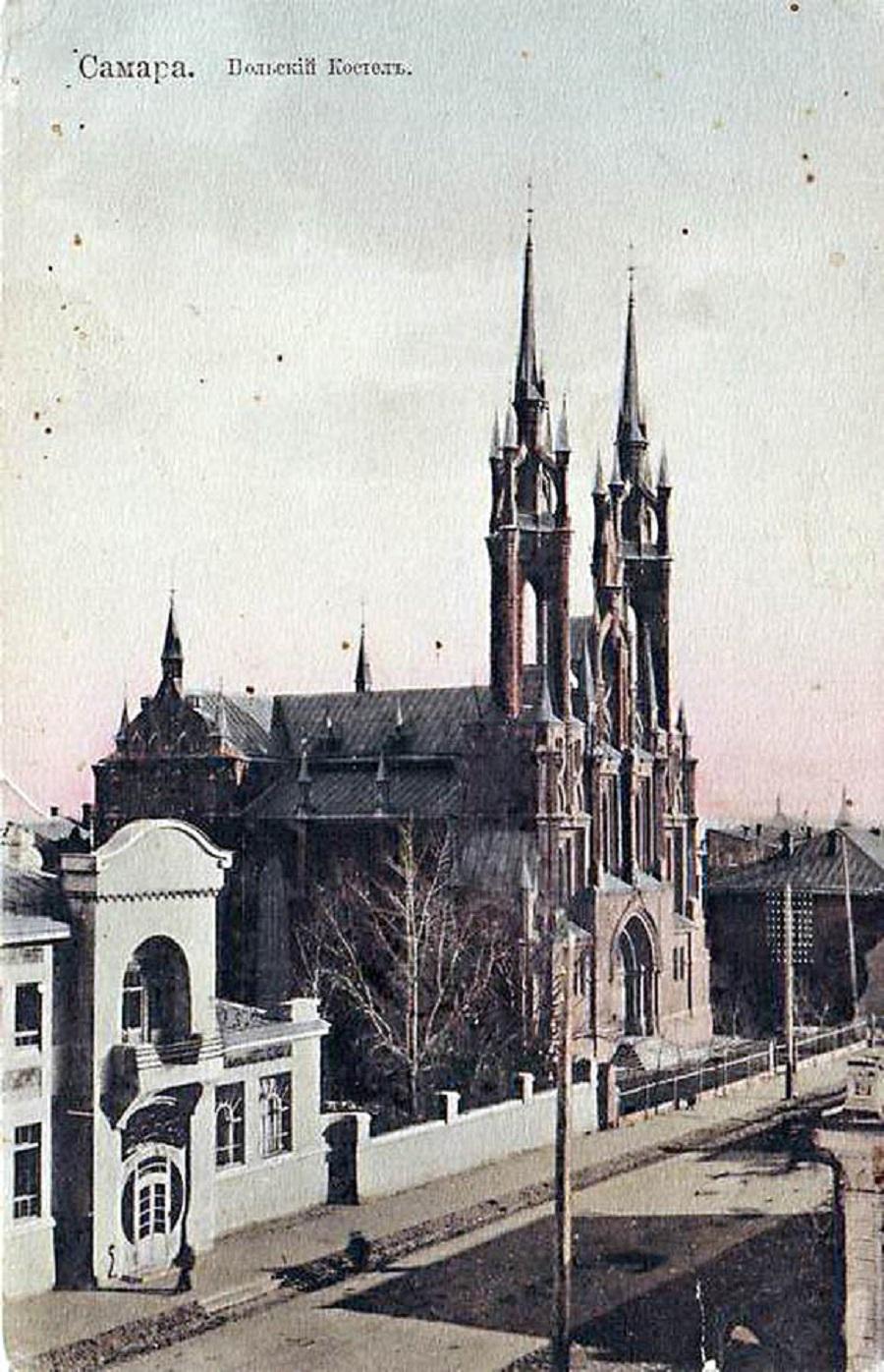 Польский костел