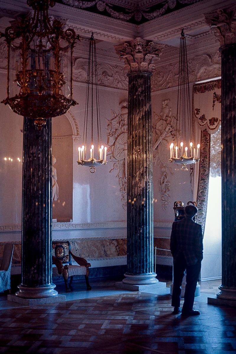 Павловск. Греческий зал