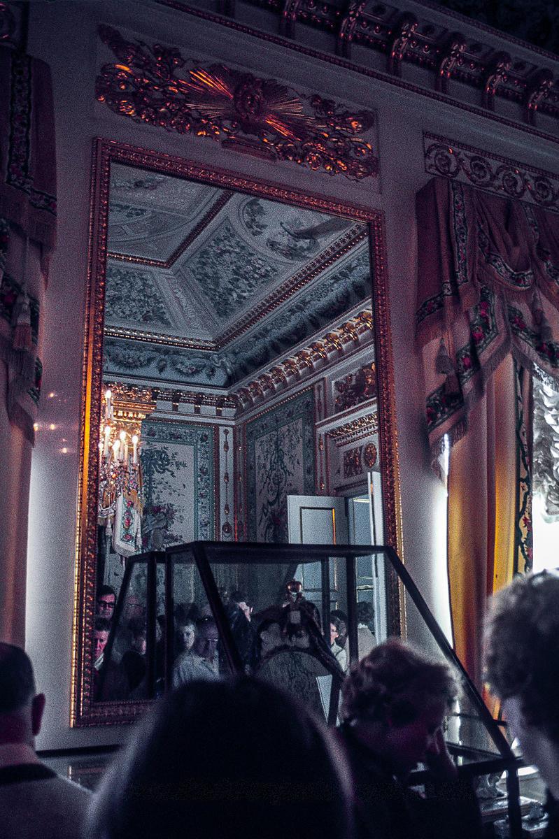 Павловск. Парадная спальня