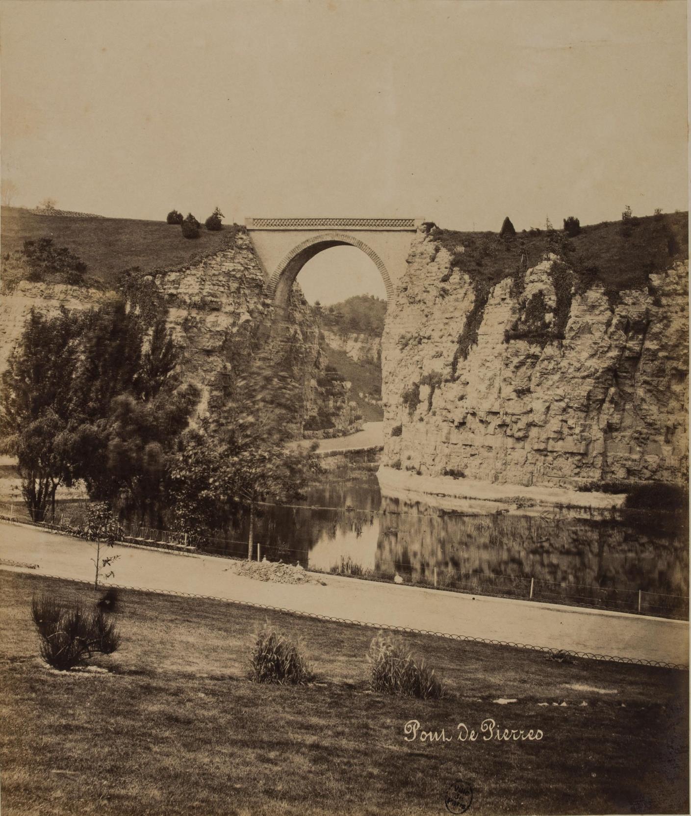 08. Каменный мост (вид на запад)