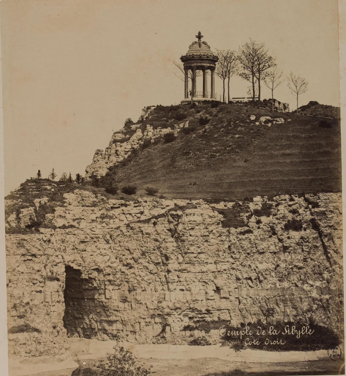 09. Храм Сивиллы, правая сторона