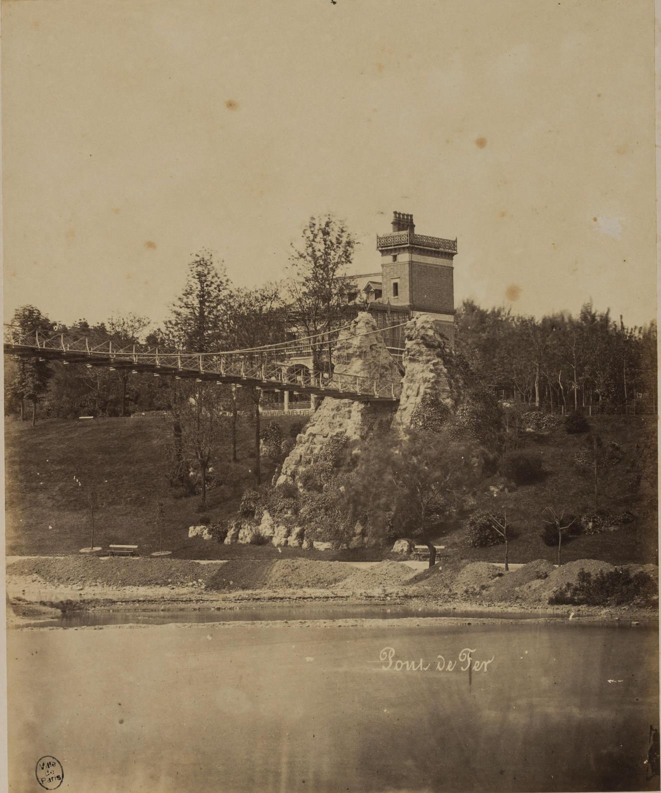 14. Железный мост