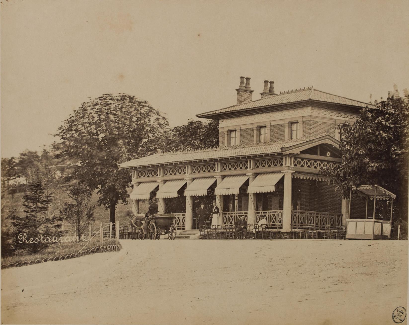 19. Ресторан