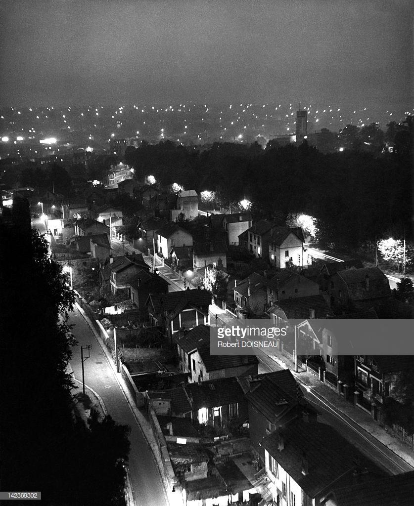 1947. Аркёй ночью