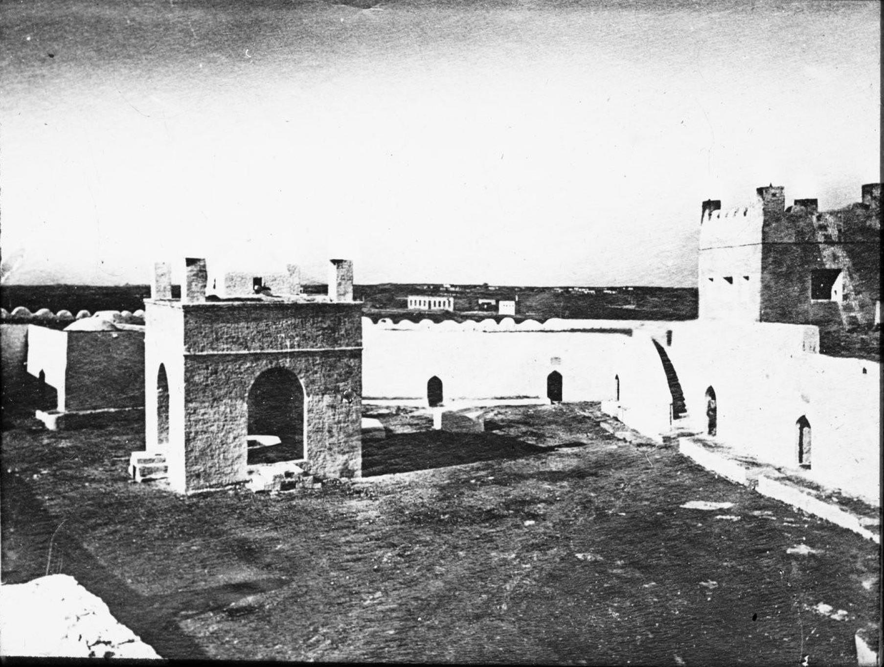 Баку. Храм огнепоклонников