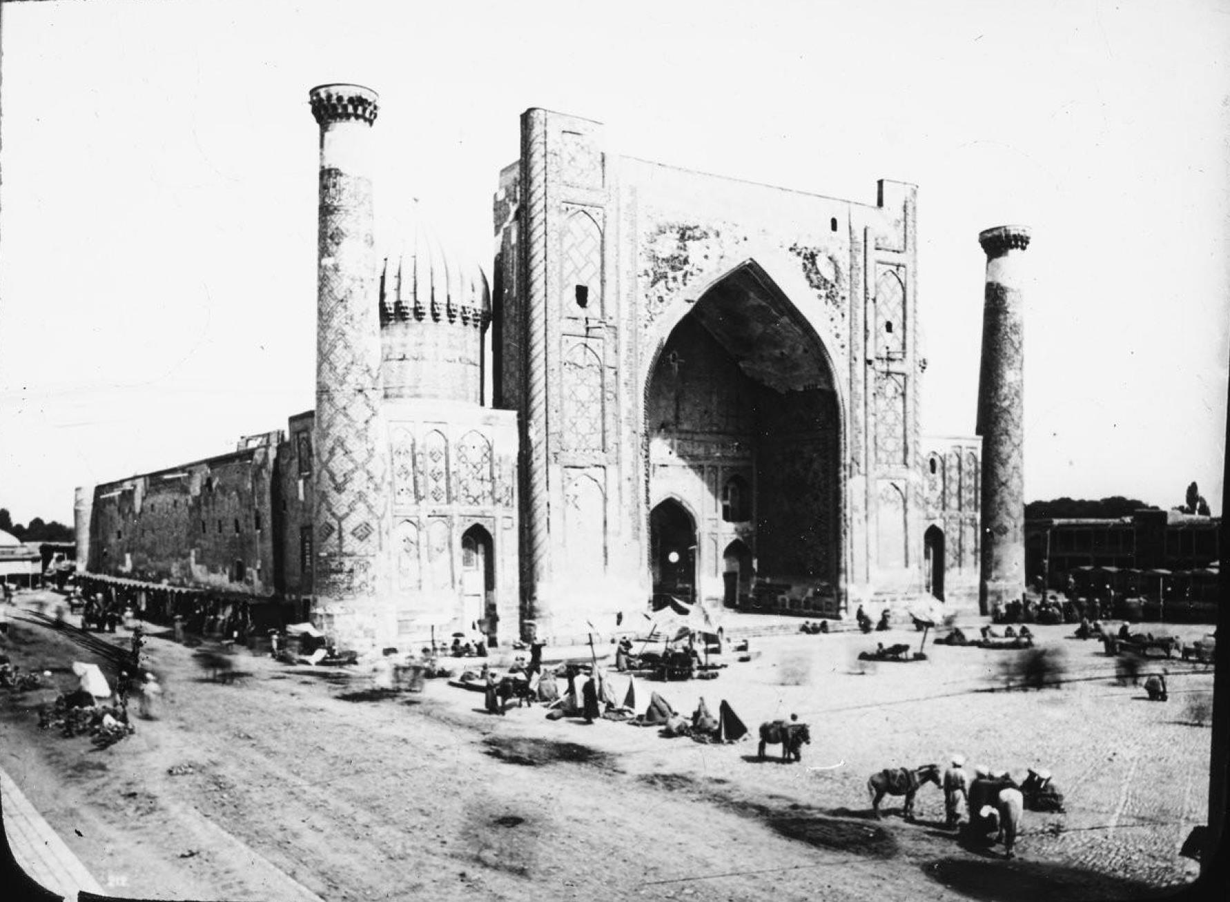 Самарканд. Мечеть
