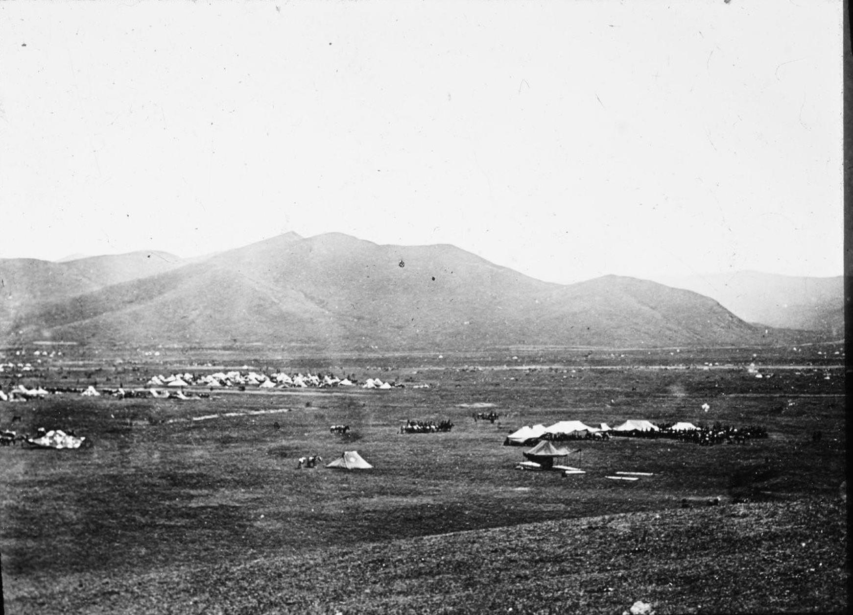 Монголия. Панорама Урги