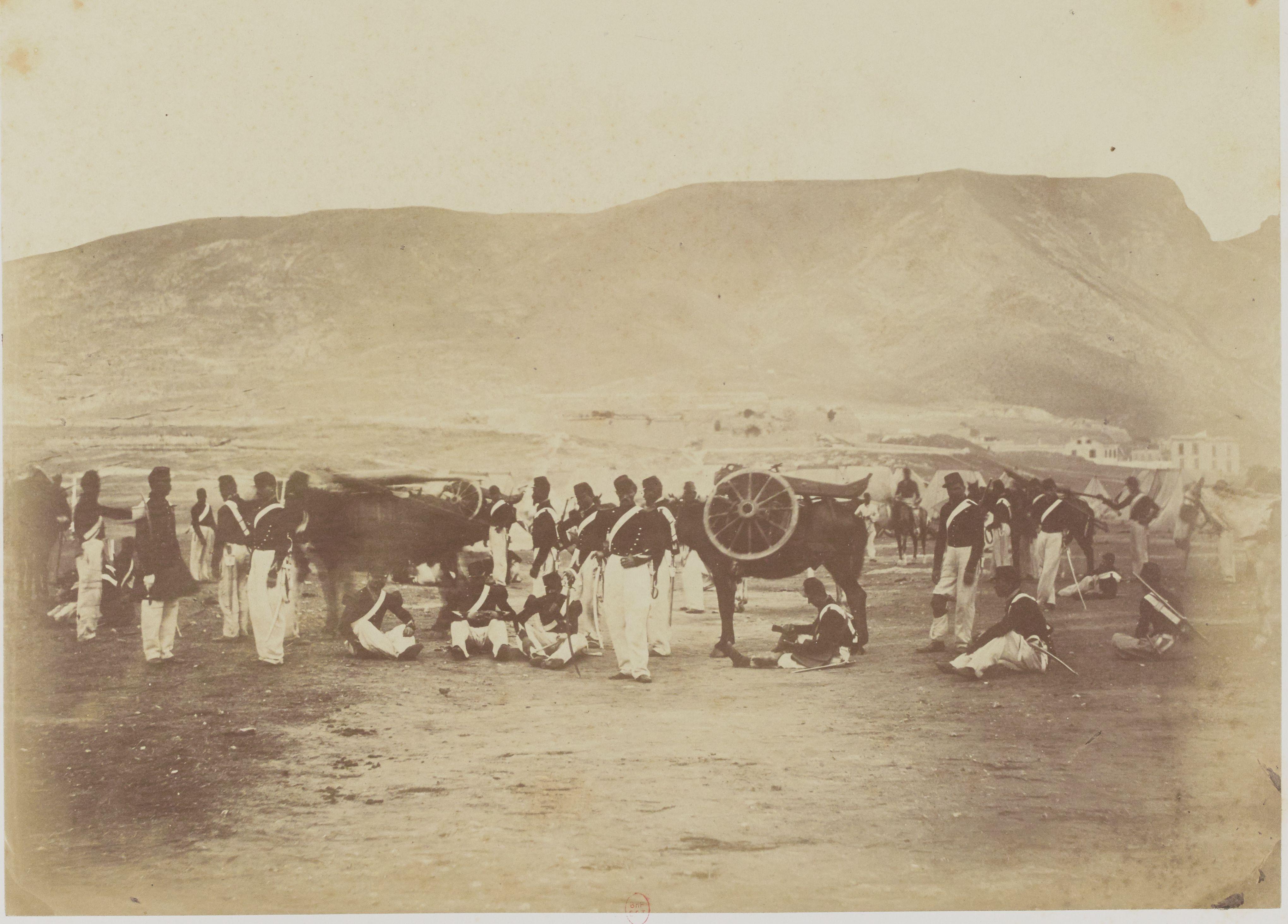 20. Горная артиллерия;