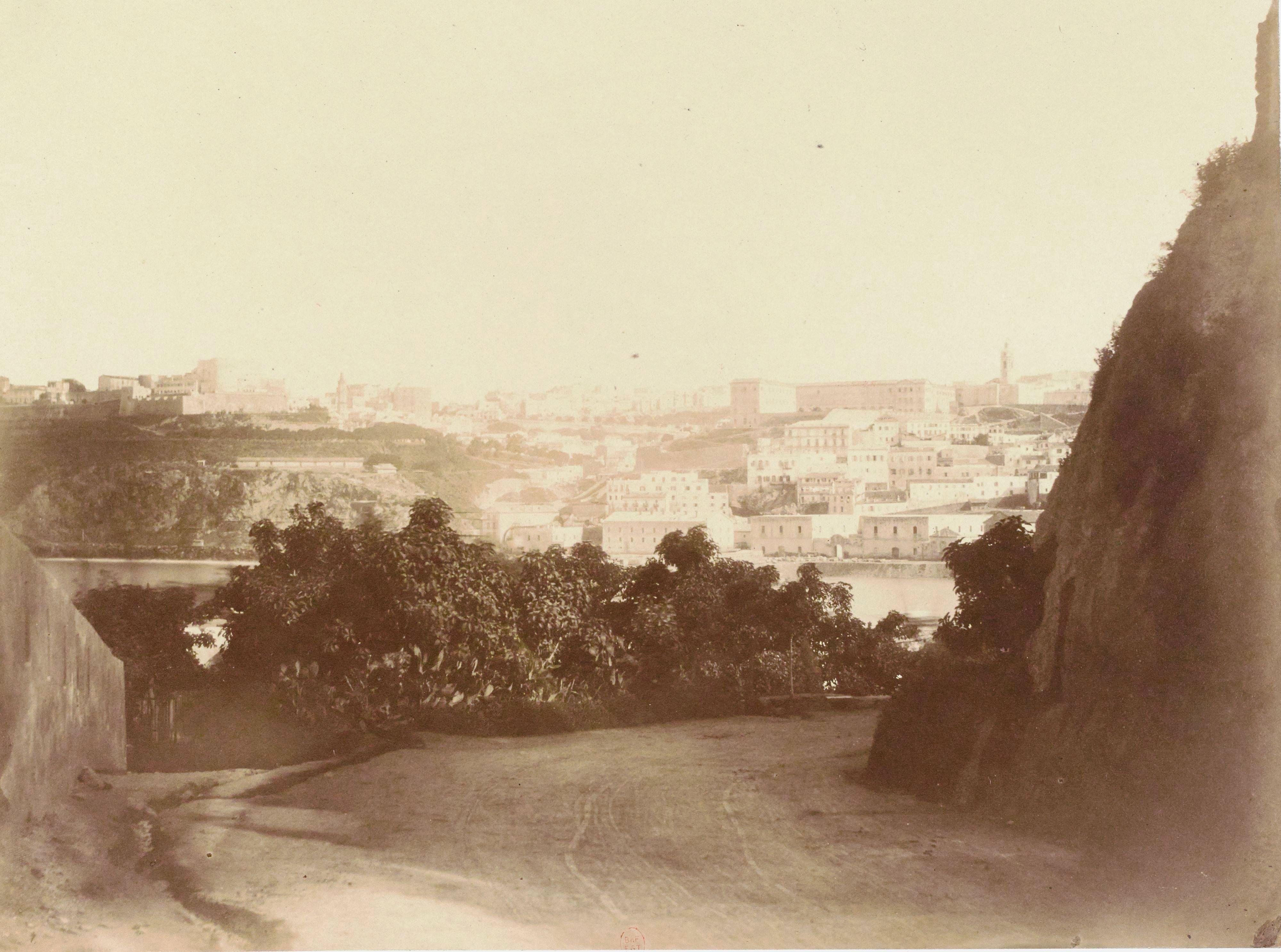 22. Оран. Вид из Форта Ламун