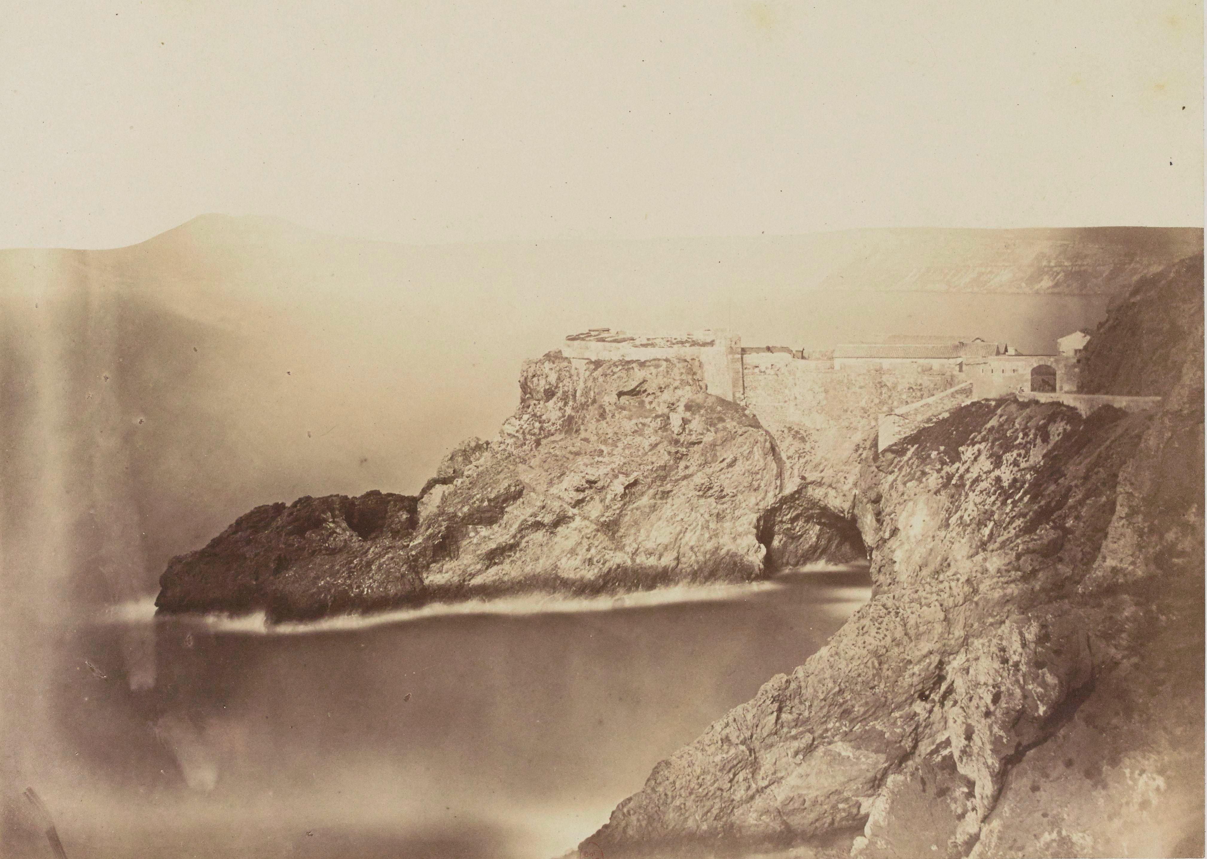 26. Форт Ламун и въезд в Оран, по дороге Мерц-эль-Кебир