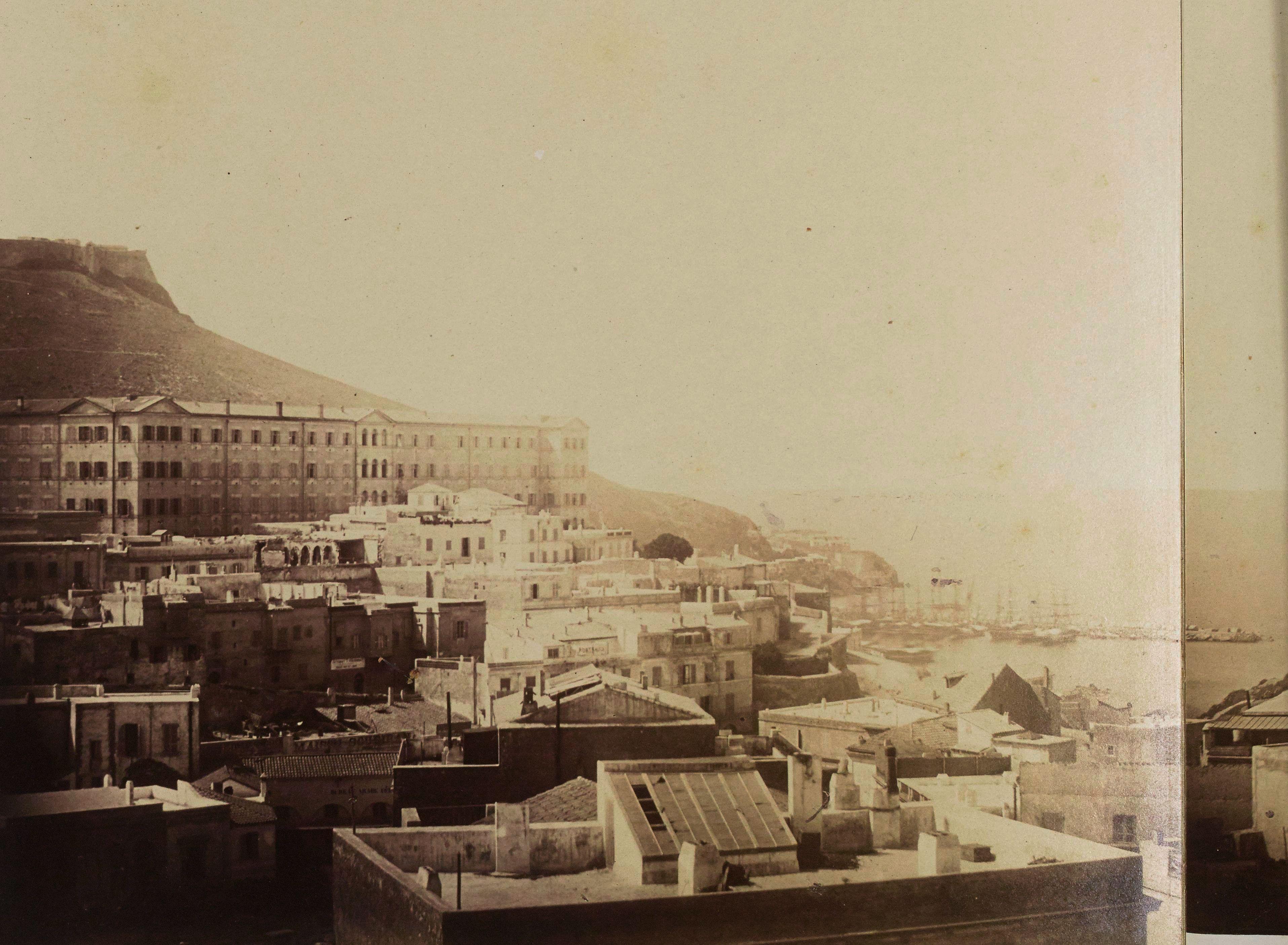 27. Форт Санта-Крус и порт (Оран)