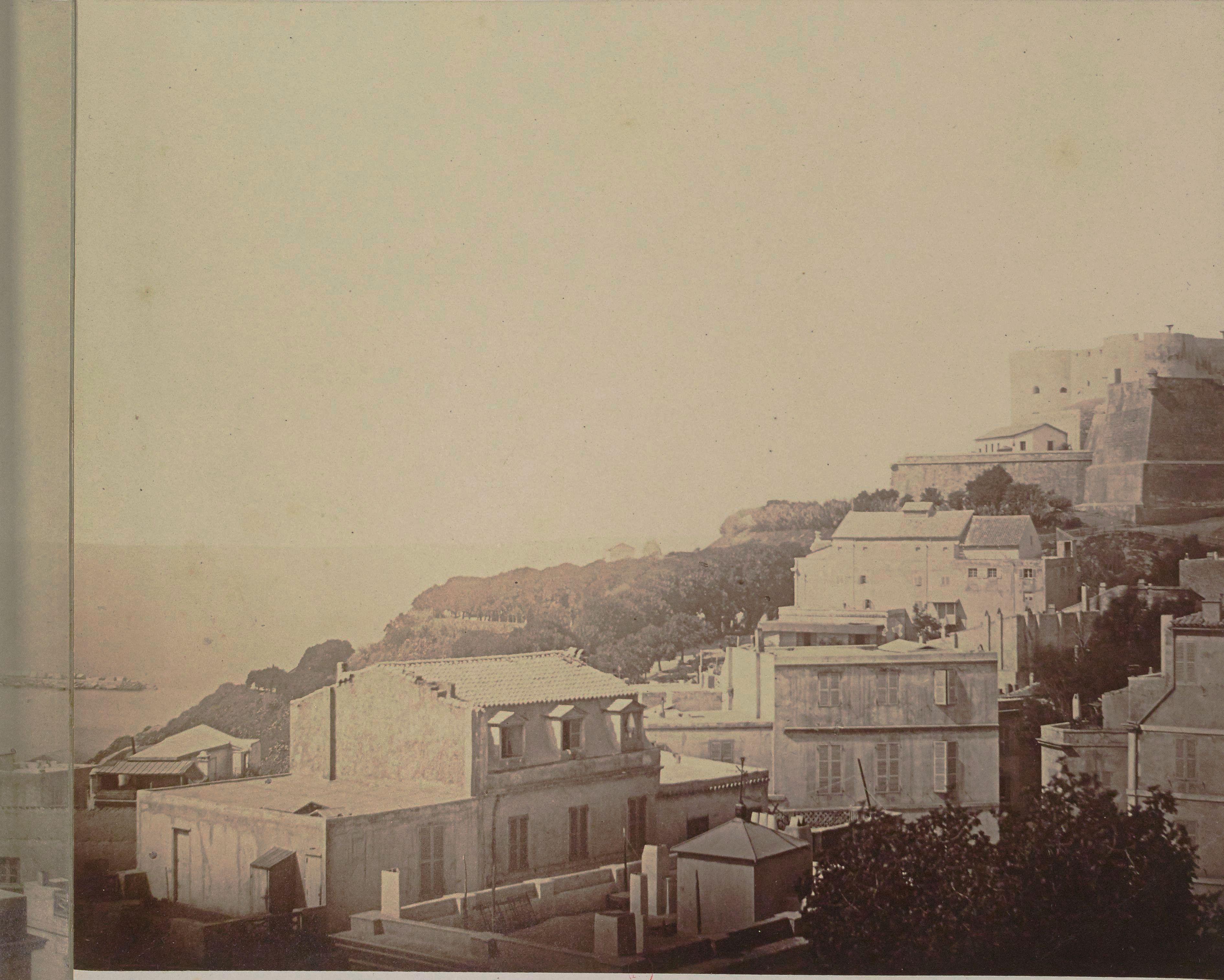 28. Форт Санта-Крус и порт (Оран)1