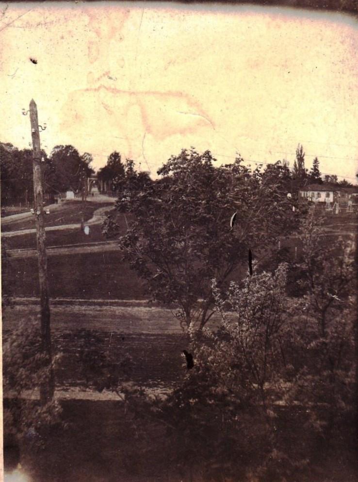 Губернская улица. 1910