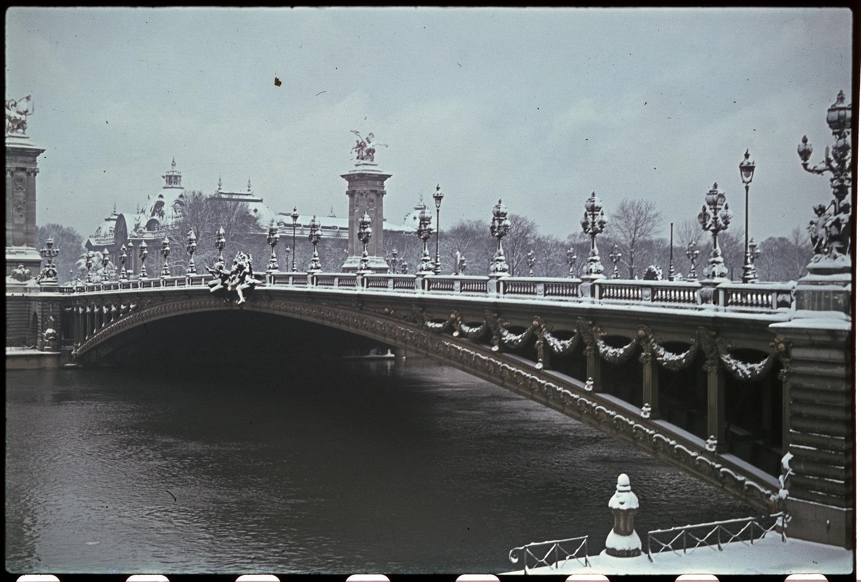 От моста Александра III до моста Согласия