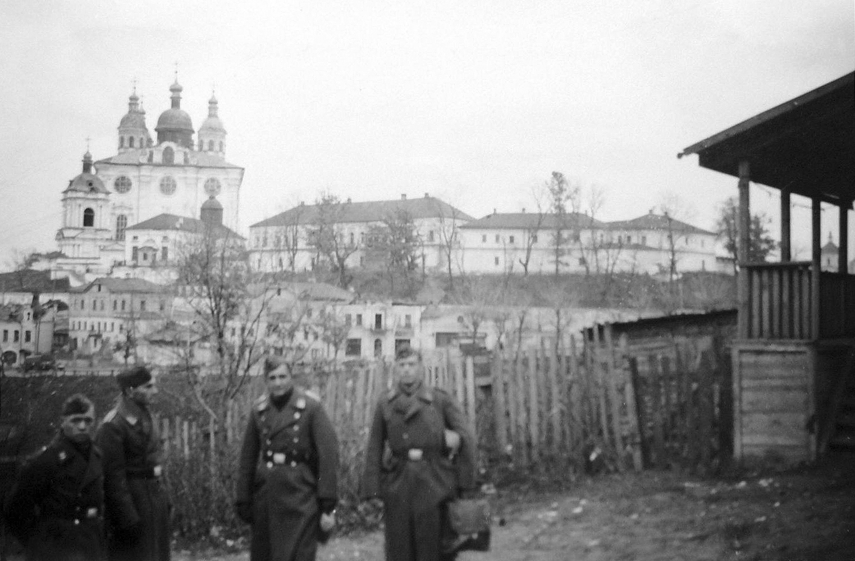 1942. Вид на Соборную гору