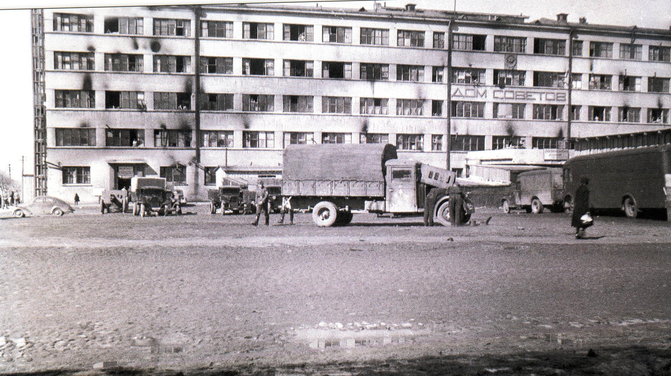 1942. Дом Советов