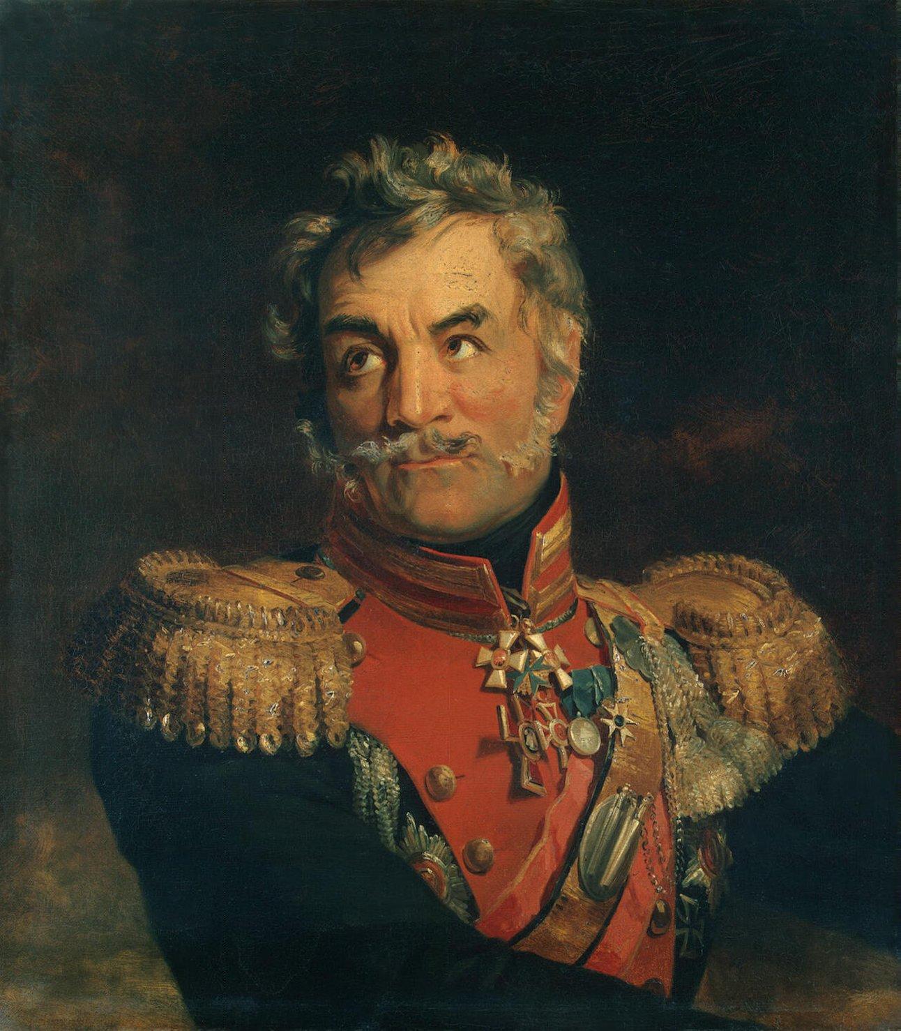 Чаликов, Антон Степанович