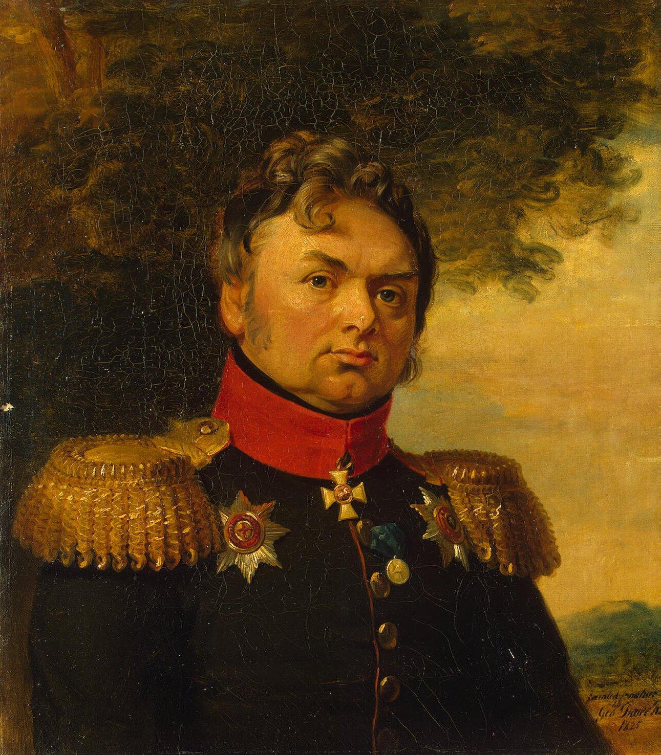 Чоглоков, Павел Николаевич