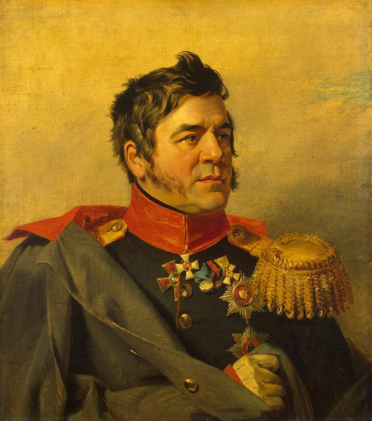 Шаховской, Иван Леонтьевич