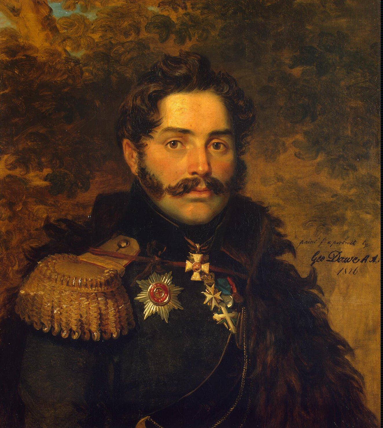 Щербатов, Александр Фёдорович