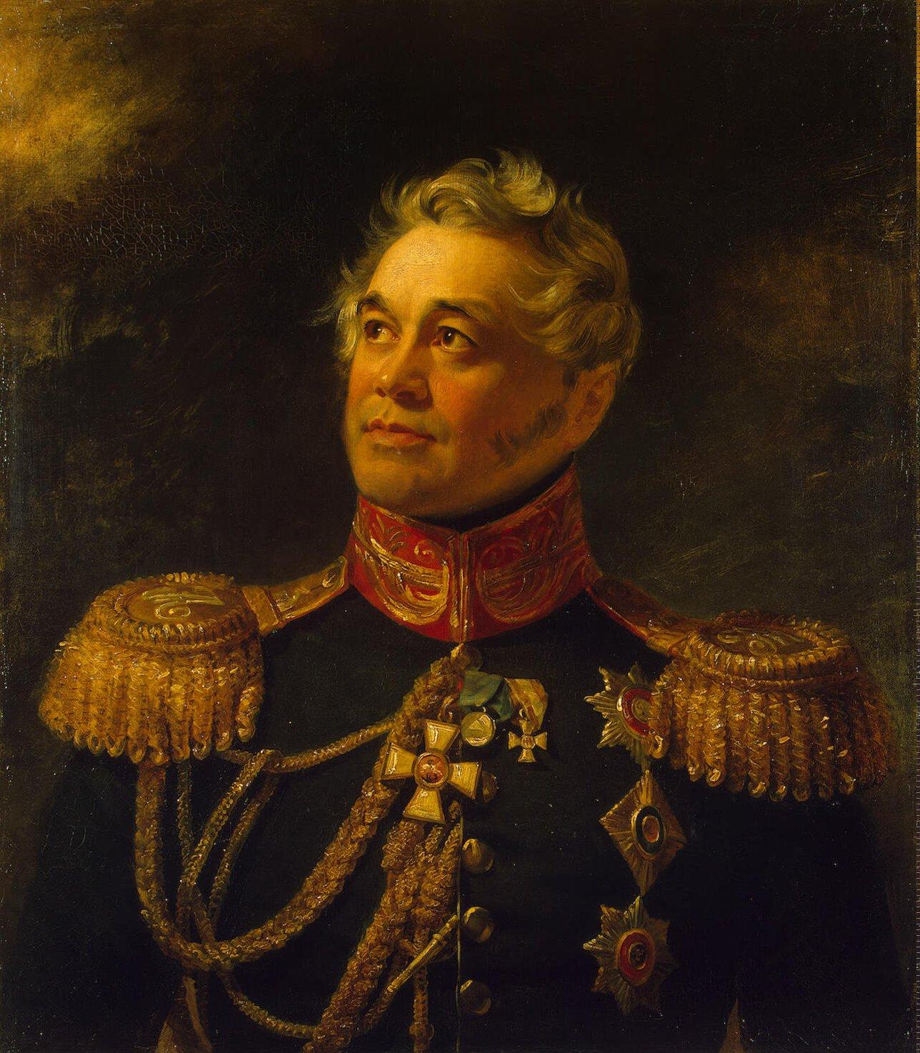Щербатов, Алексей Григорьевич