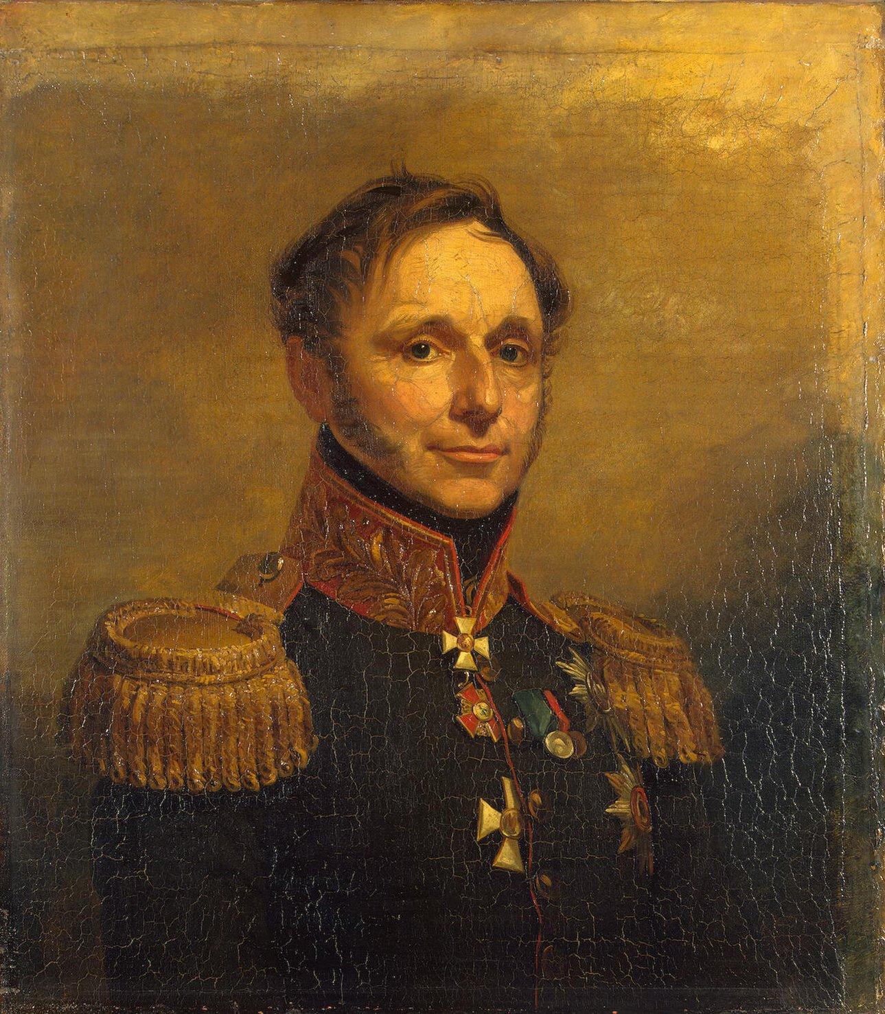 Эссен, Пётр Кириллович