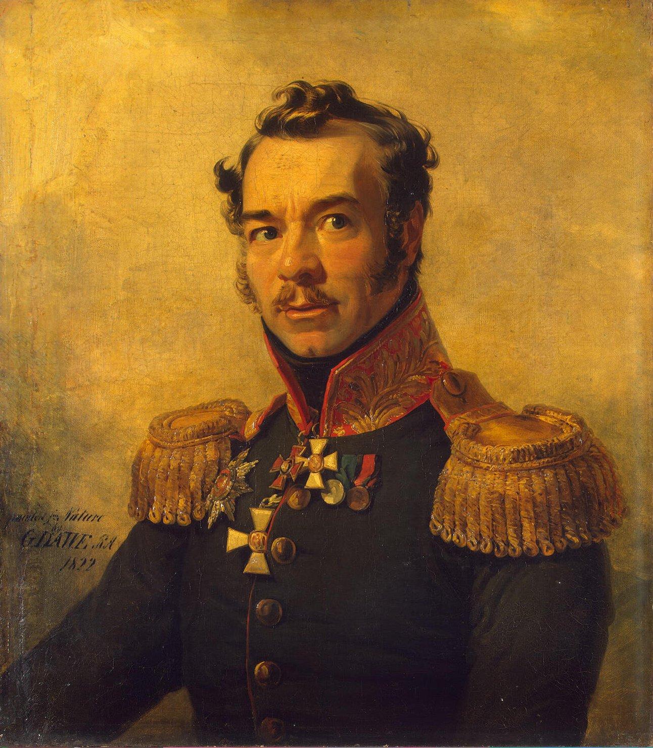Юзефович, Дмитрий Михайлович