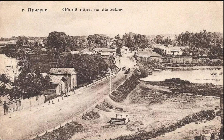 Общий вид на Загребли