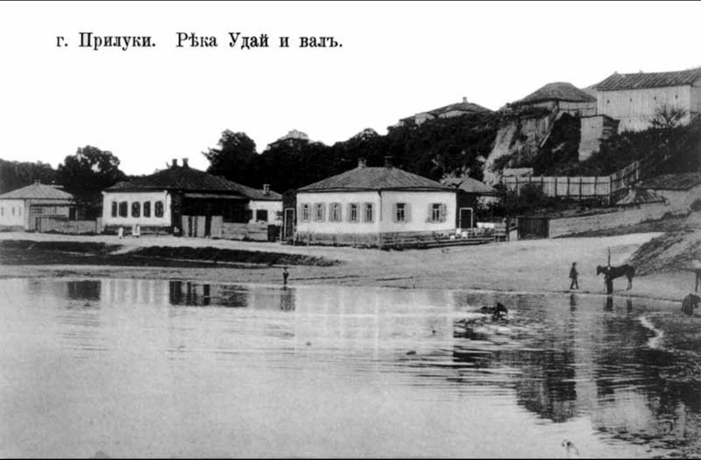 Река Удай и Вал