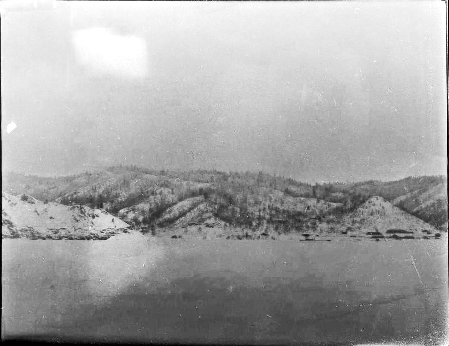 26. Озеро Байкал. Сопки