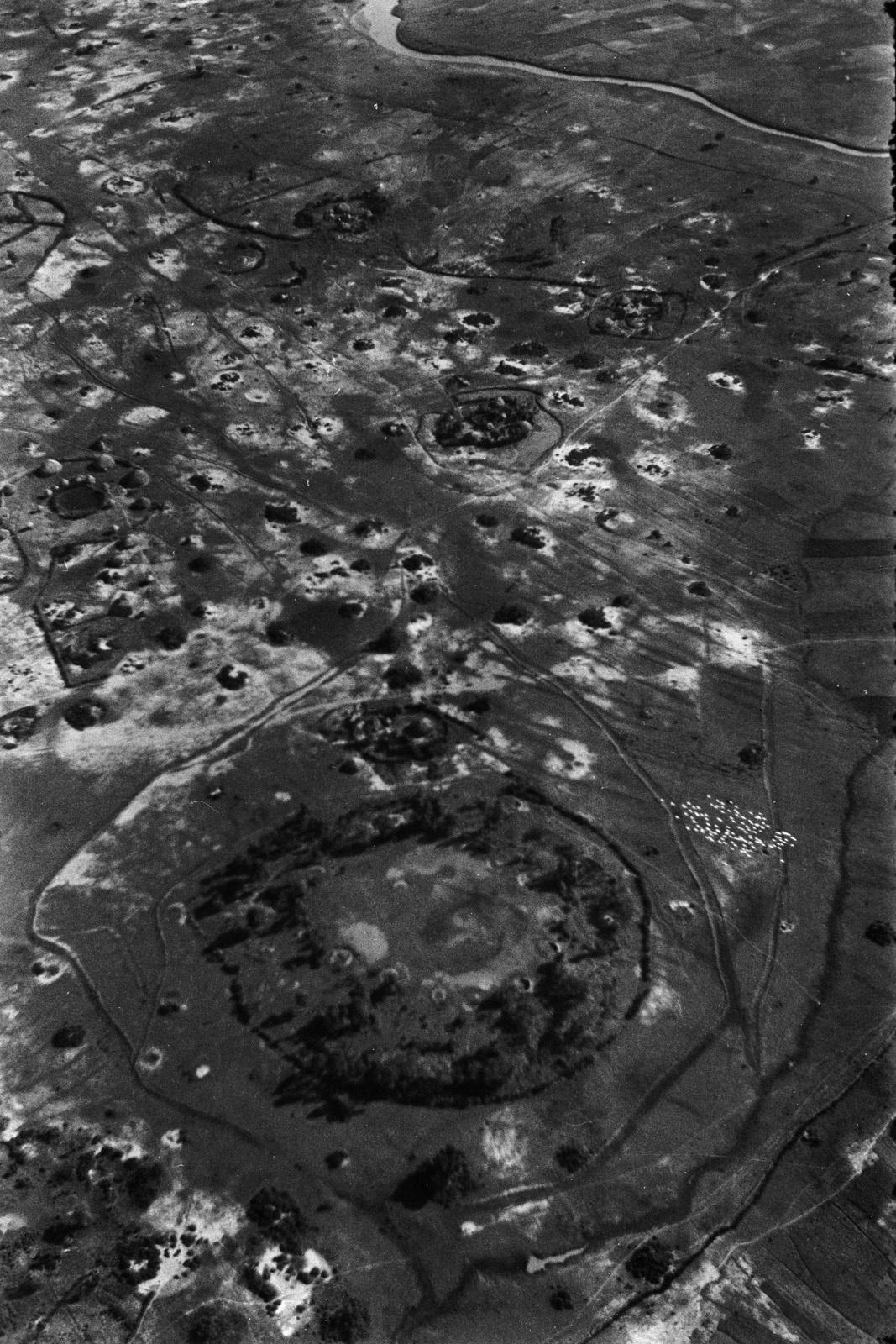 Озеро Виктория. Вид на Крале и поселения у озера Виктория