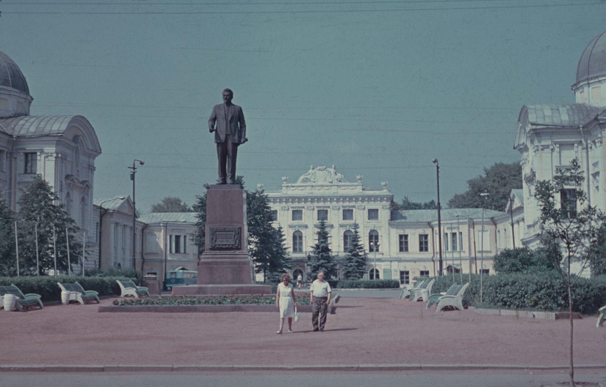 Тверь. Путевой дворец