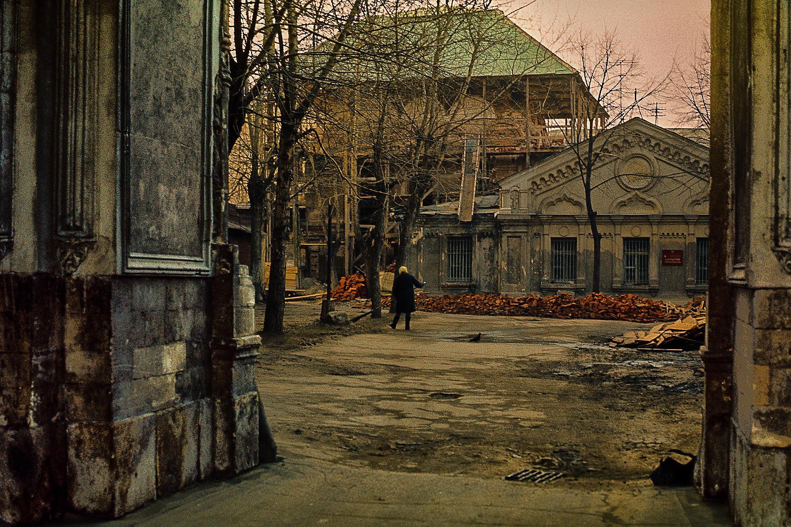 Церковь Софии Премудрости Божией на Софийской набережной