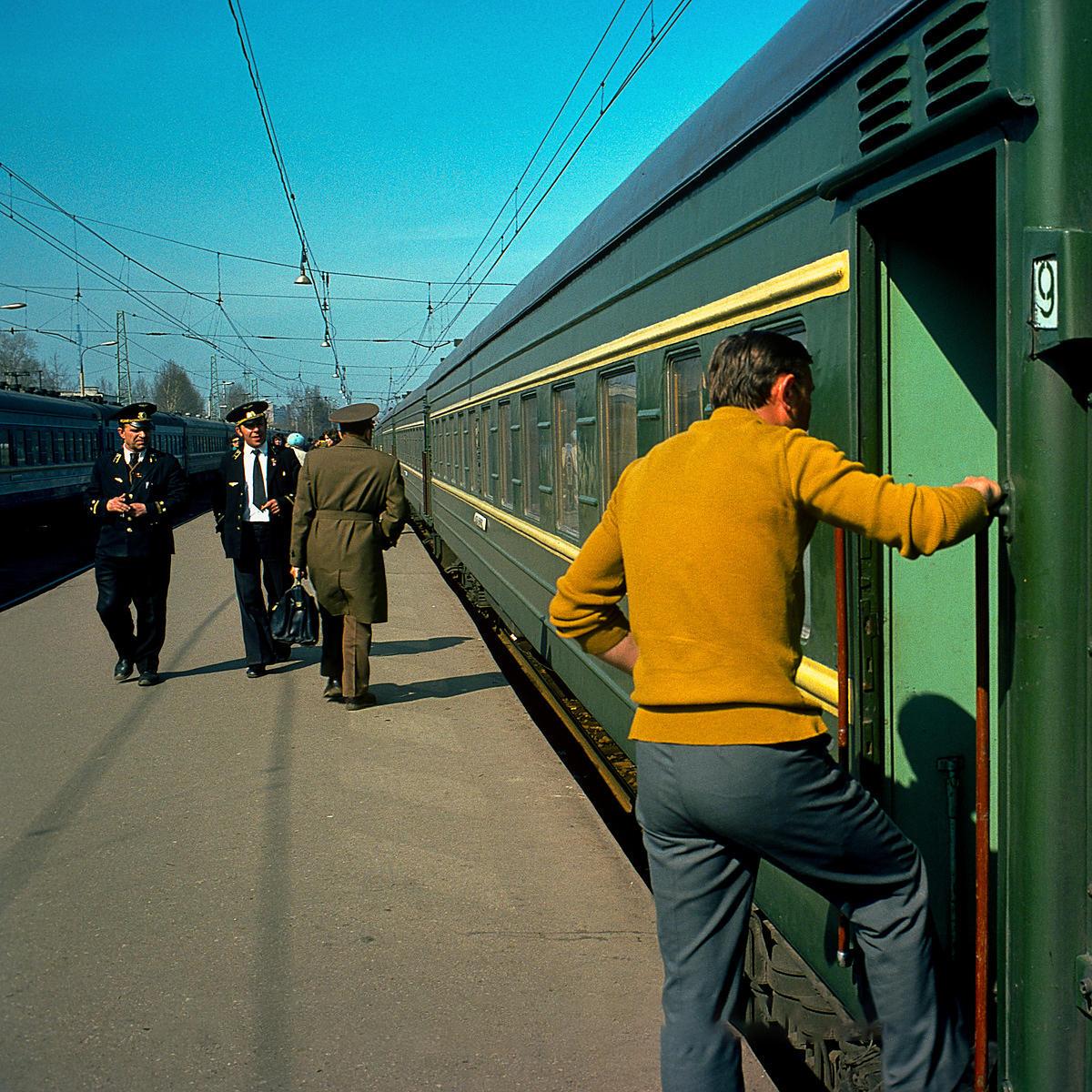 Экспресс Москва-Ленинград