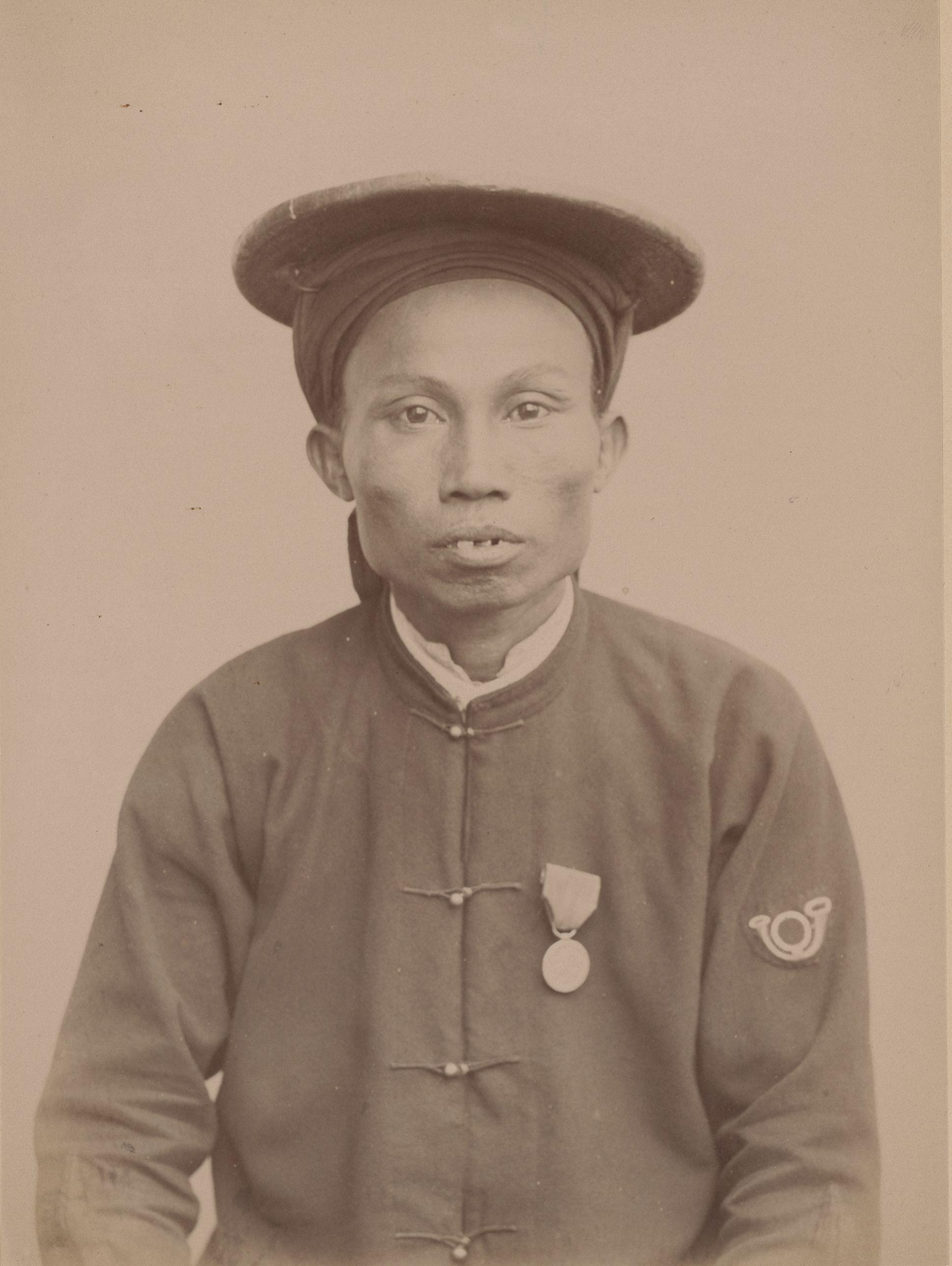 Лю, 31 год, Сайгон (анфас)