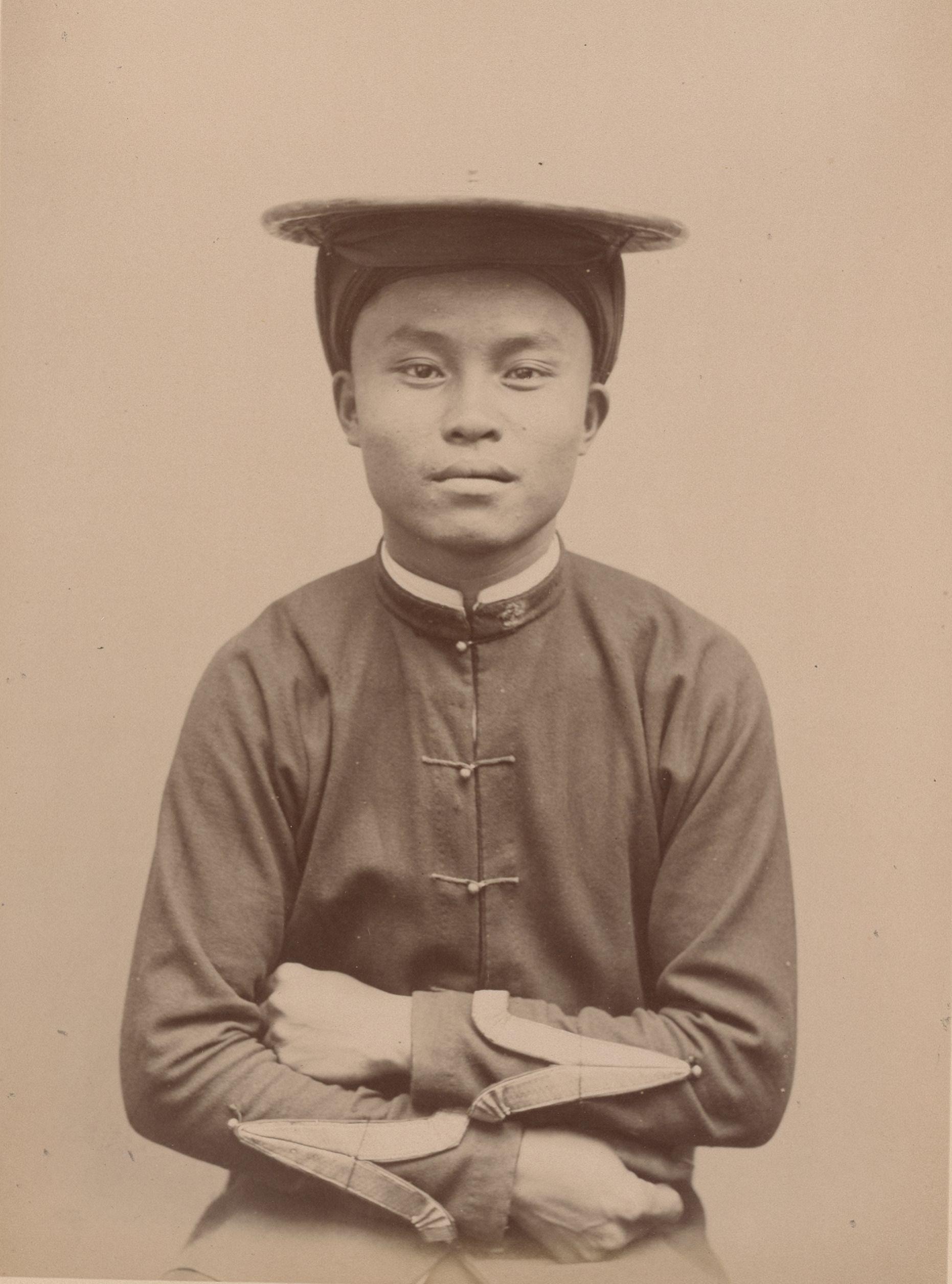 Нгхи, 24 года, Тонкин (анфас)