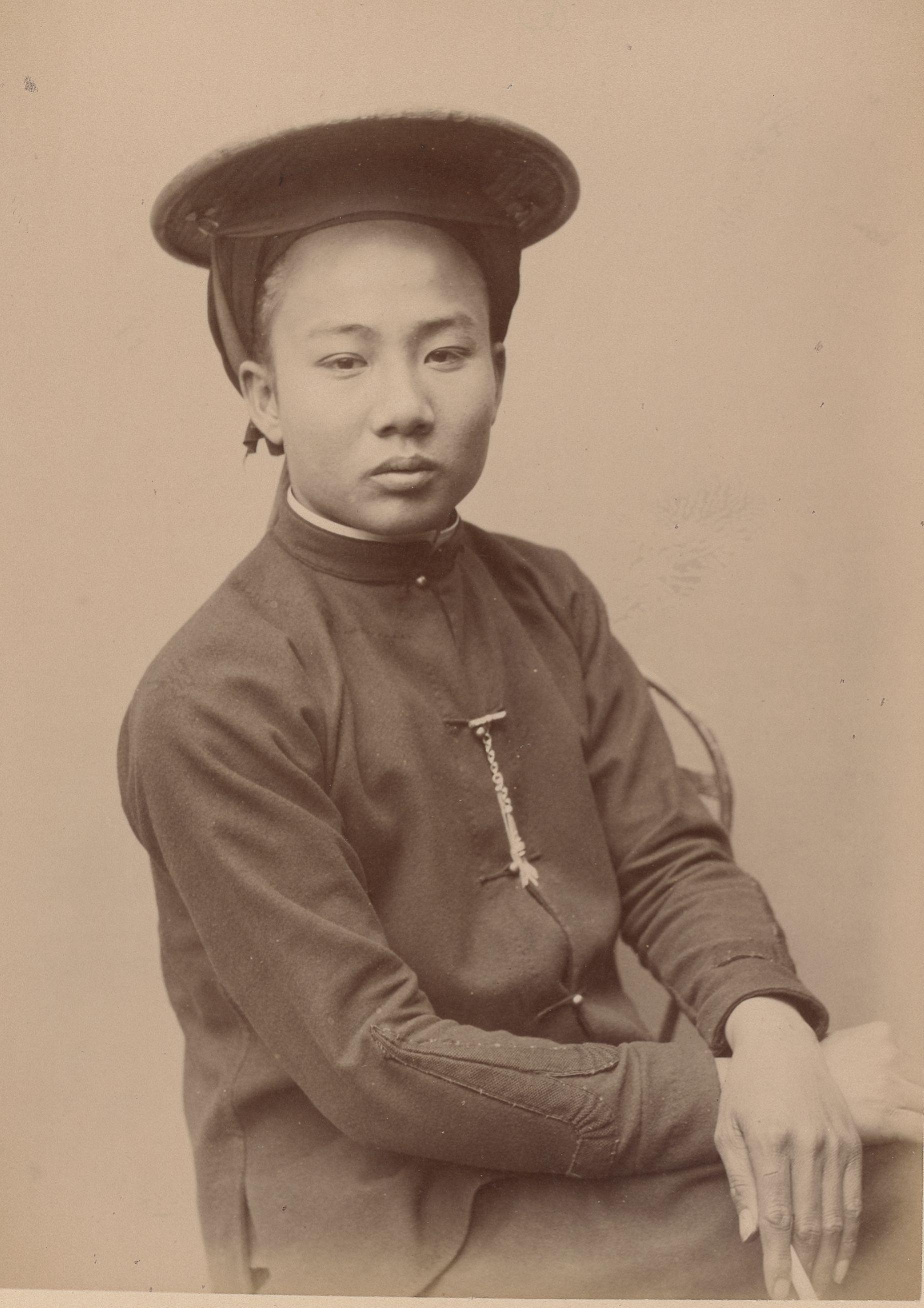 Чай, 22 года, Ханой (анфас)