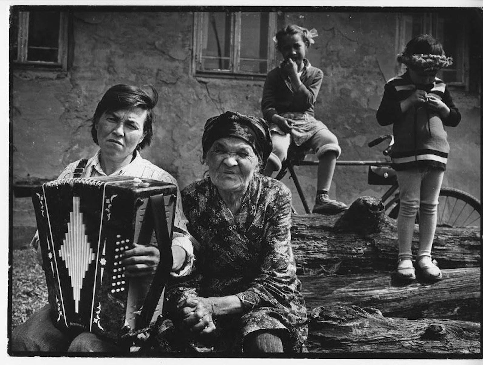 1980-е. Михайлов Владислав. Без названия