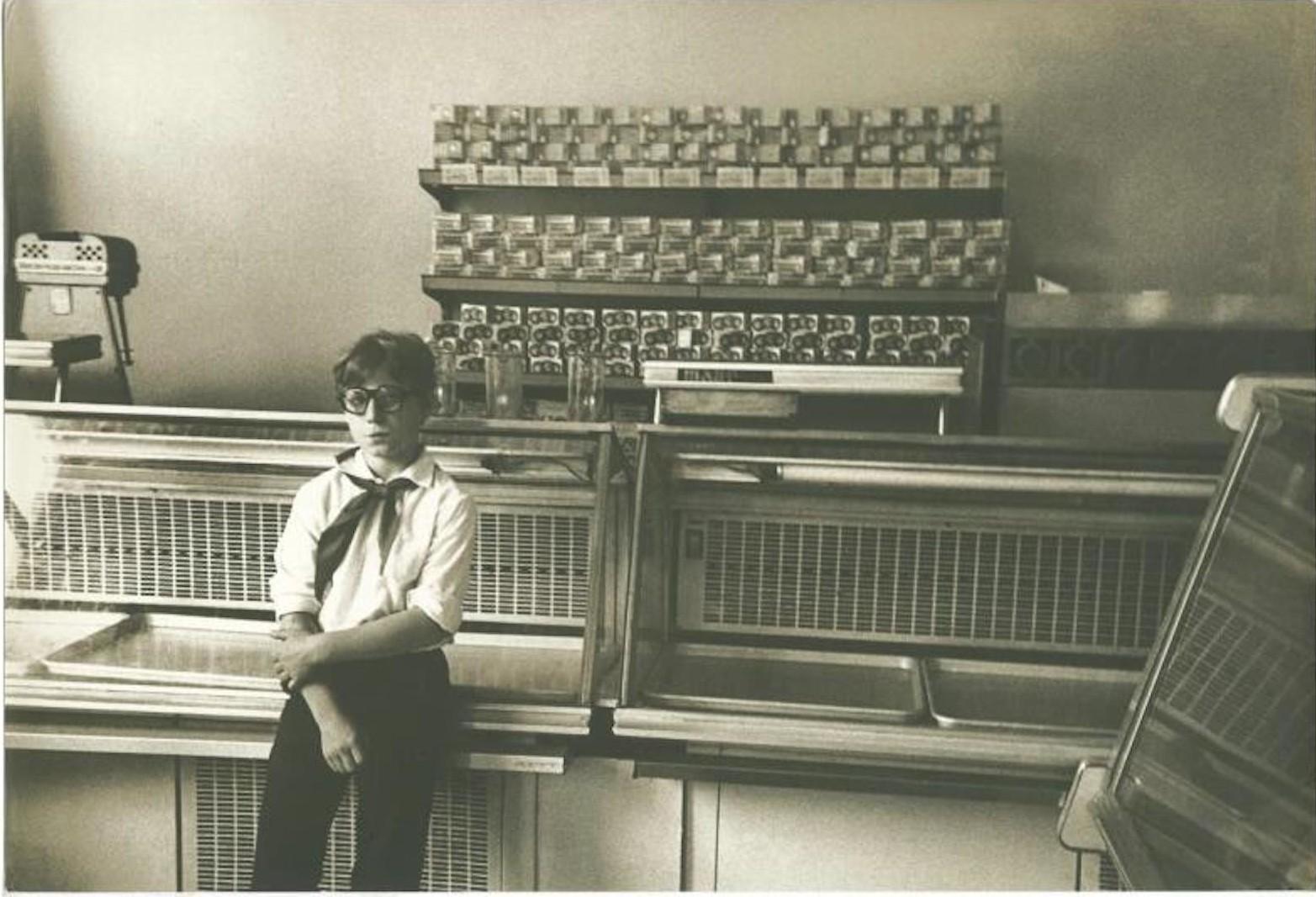 1980-е. Сигидин Александр. «Ожидание»