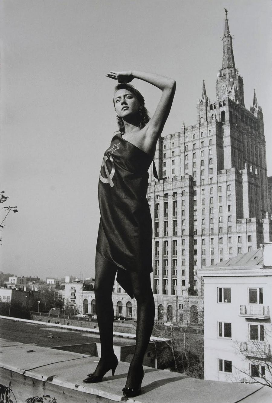 1987. Борисов Сергей Александрович. «Дефиле»