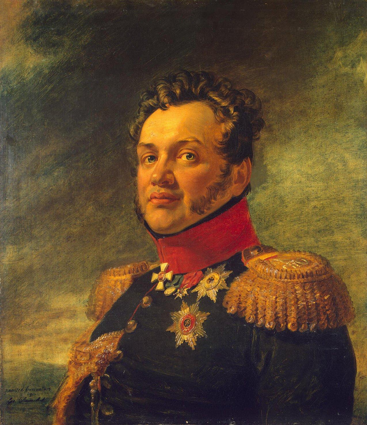Репнин-Волконский, Николай Григорьевич