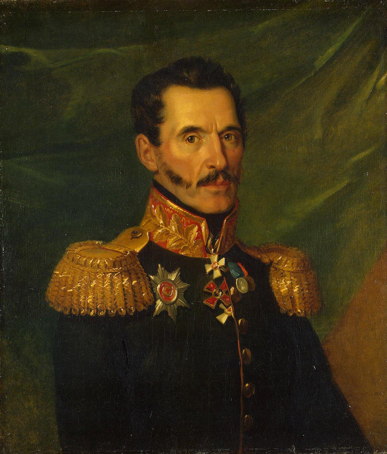 Репнинский, Степан Яковлевич