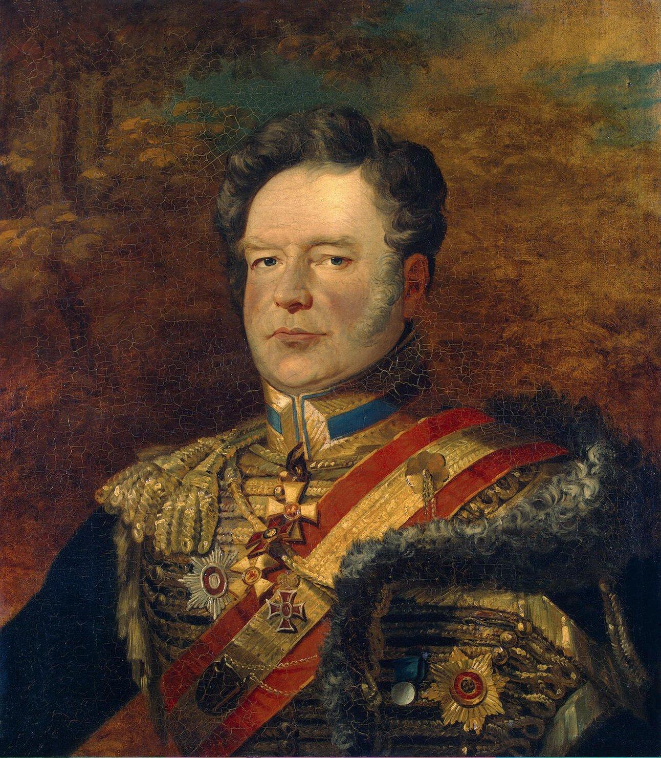 Ридигер, Фёдор Васильевич