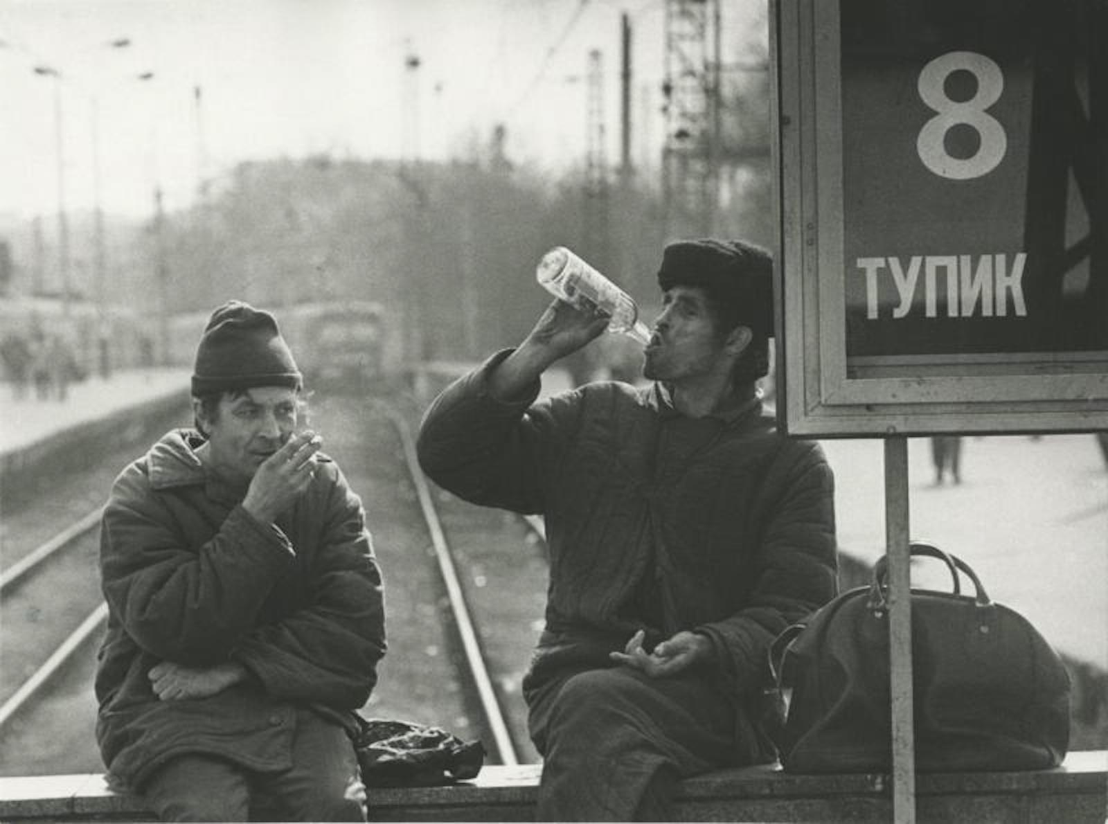 1989. Ахломов Виктор Васильевич. «Курский вокзал»